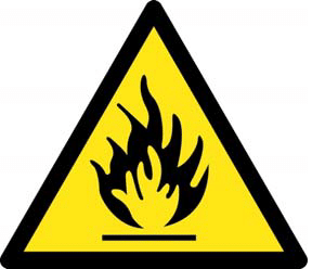 Warning – substance or contents are